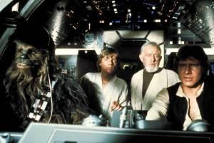 Star Wars: mais do que uma franquia, um fenômeno cultural. (Imagem: Divulgação)