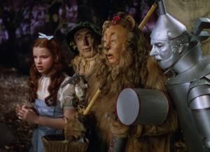 O Mágico de Oz: musical de 1939 é o mais citado em produções norte-americanas. (Imagem: Divulgação)