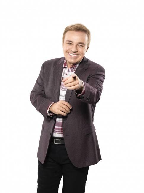 Gugu volta à TV hoje com novo programa, dirigido por Vildomar Batista.