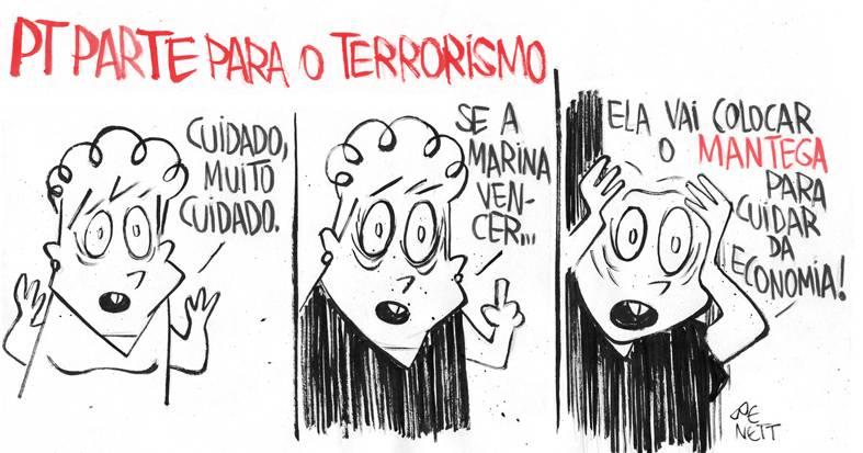 PT-terrorismo