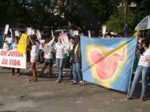 7ª Marcha pela Vida de Goiânia ocorre no dia 28 de maio