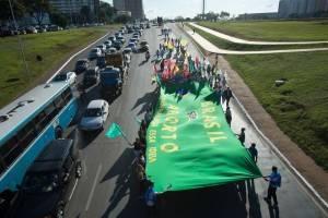 Como foi a Marcha pela Vida 2015, em Brasília