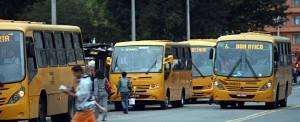 Projeto prevê internet gratuita nos ônibus de Curitiba