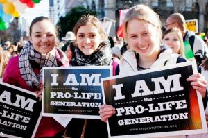 Jovens mais pró-vida fazem índice de abortos nos EUA despencar