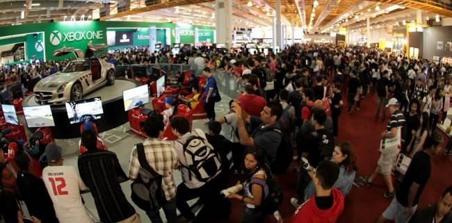 Imagem da Brasil Game Show