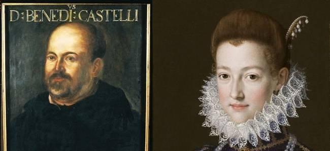 Benedetto Castelli e a grã-duquesa Cristina de Lorena