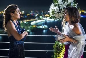 Adriana Esteves e Gloria Pires encaram novas vilãs, que prometem boas emoções no horário nobre (Foto: Globo/Divulgação).