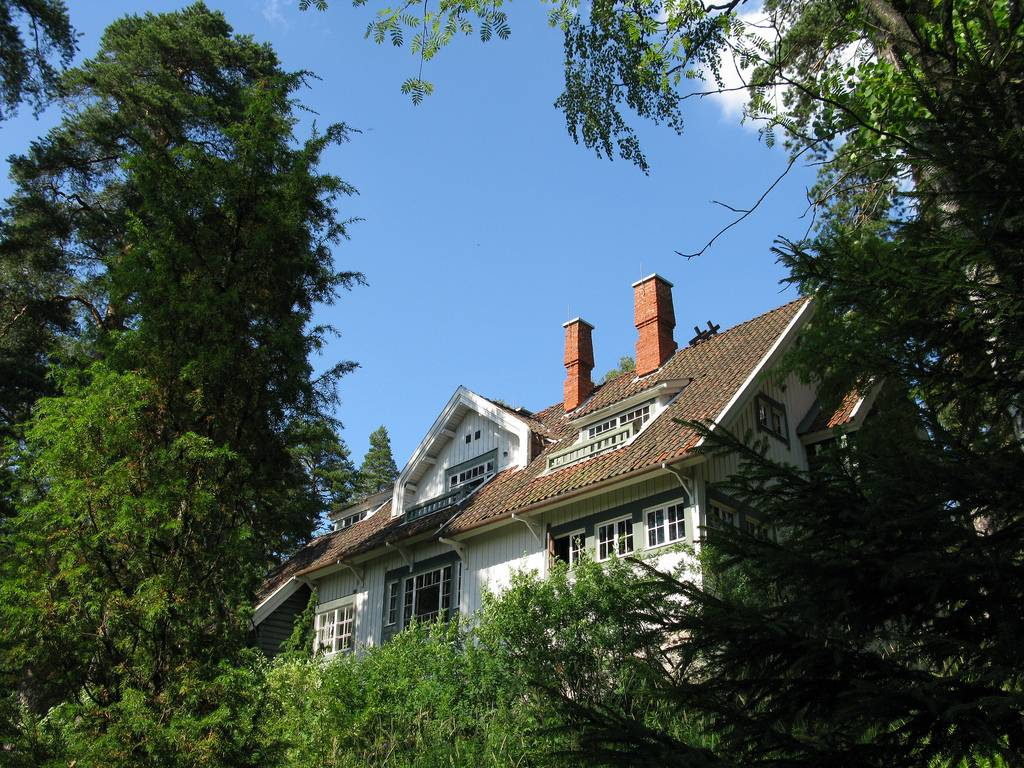 Ainola, a casa onde o compositor faleceu