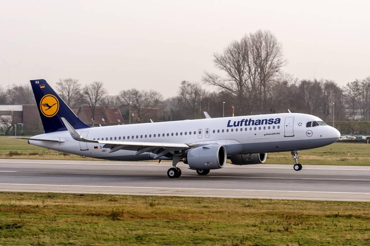 Resultado de imagen para Airbus A320neo Lufthansa