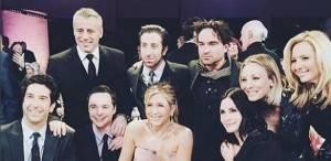 """Especial de """"Friends"""" vai reunir elenco de """"Will and Grace"""" e """"Frasier"""""""