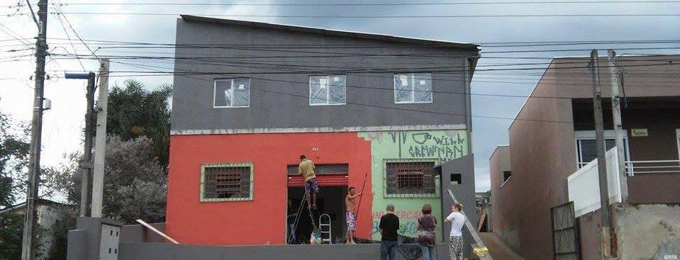Armazém VegAninha no bairro Abranches. Foto: Andrey Sanson/Arquivo pessoal