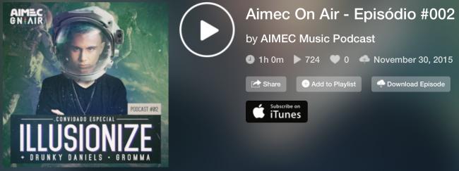 Aperte o Play no AIMEC On Air Podcast #002