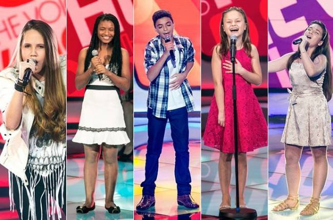 the voice kids paraná