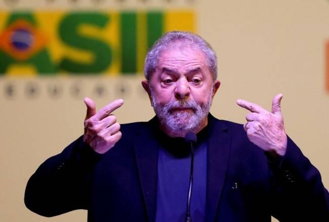Ligações do ex-presidente Lula foram interceptadas pela Polícia Federal (Foto: Alan Marques/Folhapress)