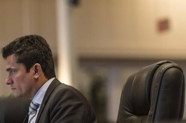 Juiz Sergio Moro vai encaminhar para o STF processo de Lula após posse (Foto: Marcelo Andrade/Gazeta do Povo)