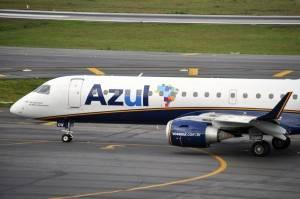 Azul terá malha especial no aeroporto Afonso Pena durante o inverno (Foto: Gustavo Ribeiro)
