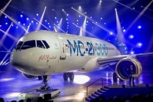 Irkut apresenta o MC-21, novo desafiante do duopólio Airbus-Boeing