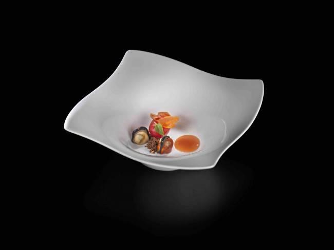 O prato da Manu selecionado para a exposição
