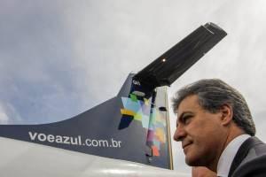 Redução do ICMS sobre combustível define voos da Azul para Ponta Grossa