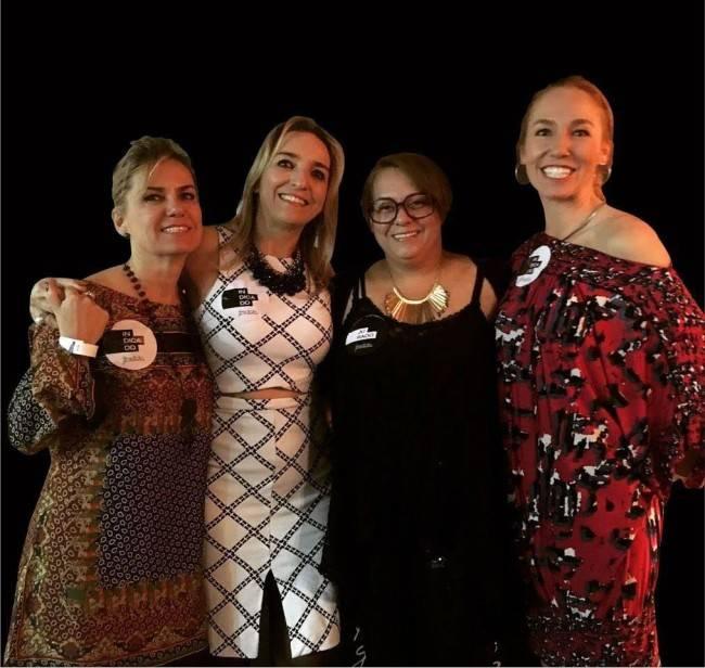 Joy, Rosane, Eva e Gabriela escrevendo novos capítulos da gastronomia paranaense