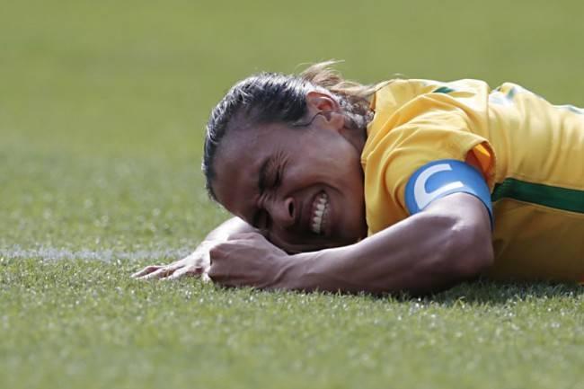 Cobertura Olimpíada Rio 2016 - FUTEBOL FEMININO -  Olimpíadas do Rio de Janeiro 2016, no Brasil. Jogo entre Brasil e Suécia no Estádio Maracanã, válido pela semifinal da Olimpíada Rio 2016.