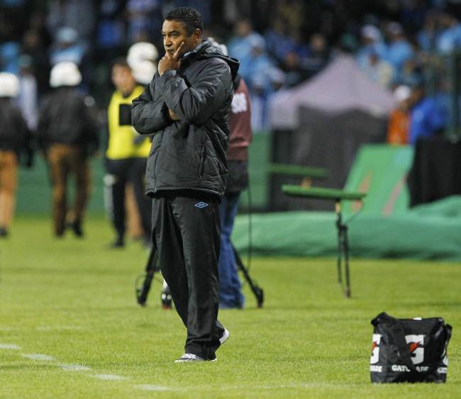 Coritiba x Grêmio - pela 23ª rodada da competição. - Curitiba 07/09/2016