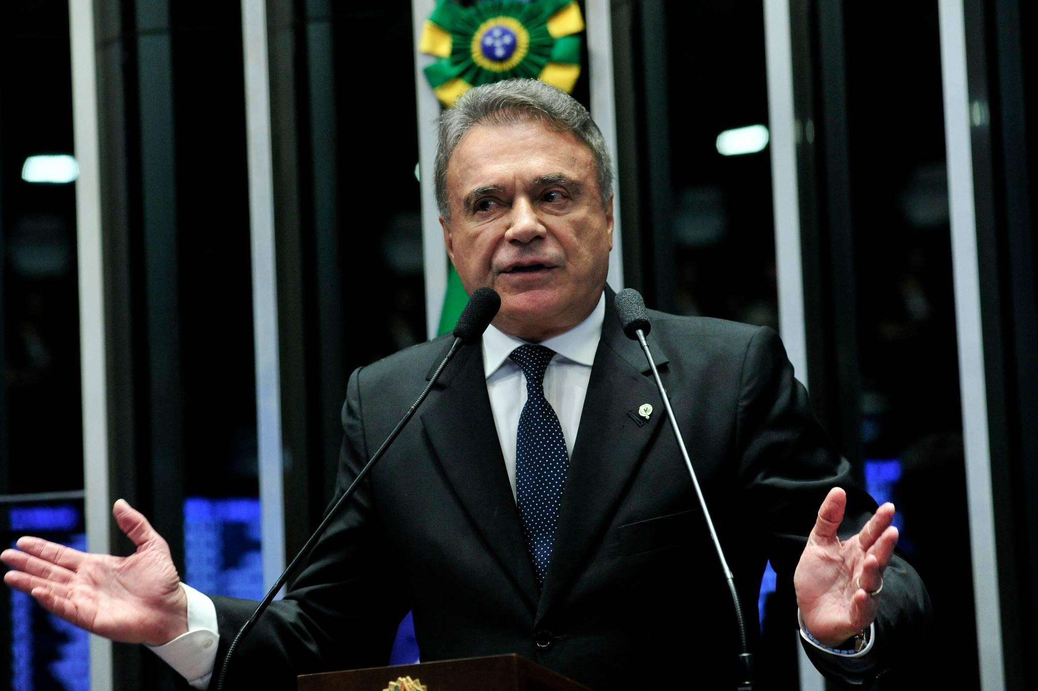 Senador Alvaro Dias (PV-PR). Foto: Geraldo Magela/Agência Senado