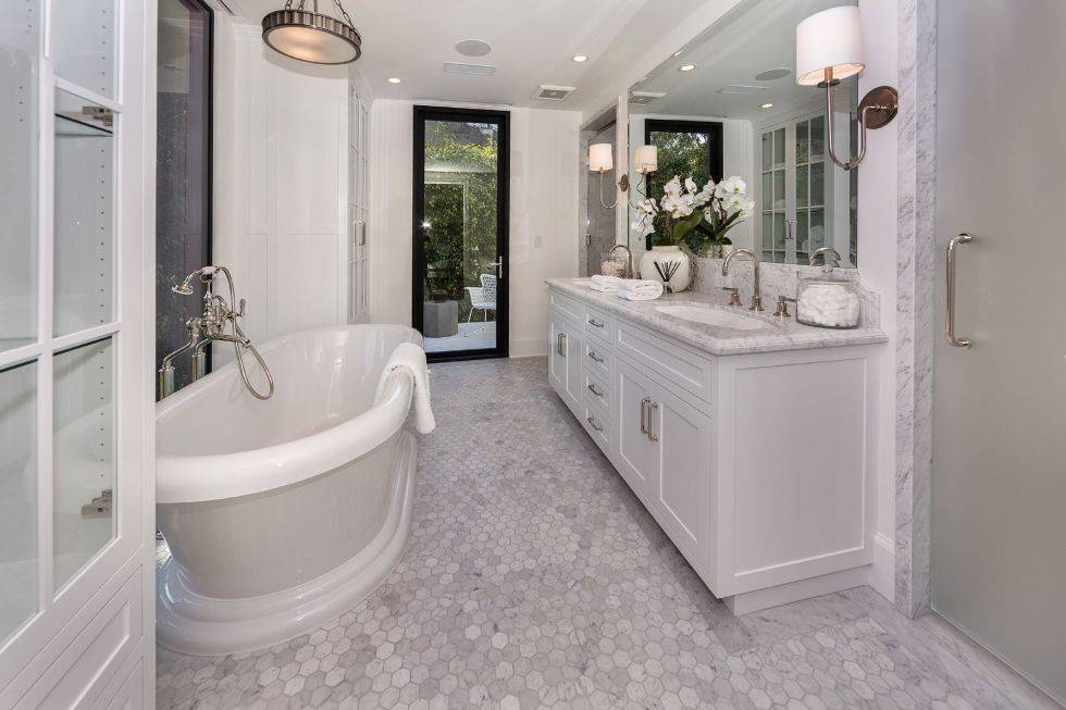 Por dentro da nova mansão de Kendall Jenner
