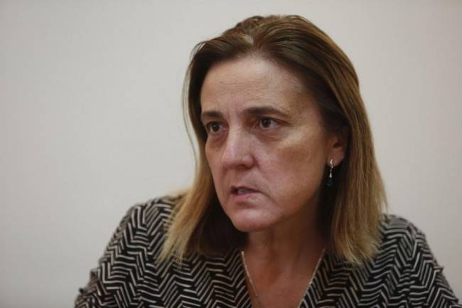 Maria Tereza Uille Gomes. Foto: Henry Milleo/Gazeta do Povo.