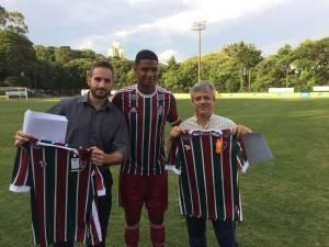 Nathan Lima/ Fluminense FC