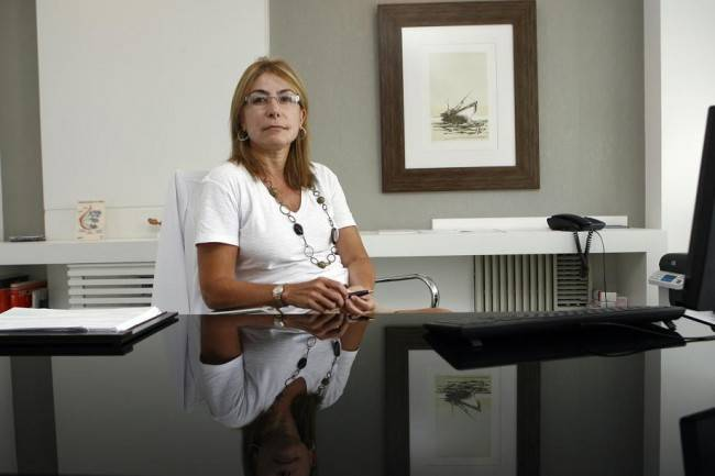 Vereadora Maria Letícia. Foto: Hedeson Alves/Arquivo Gazeta do Povo.
