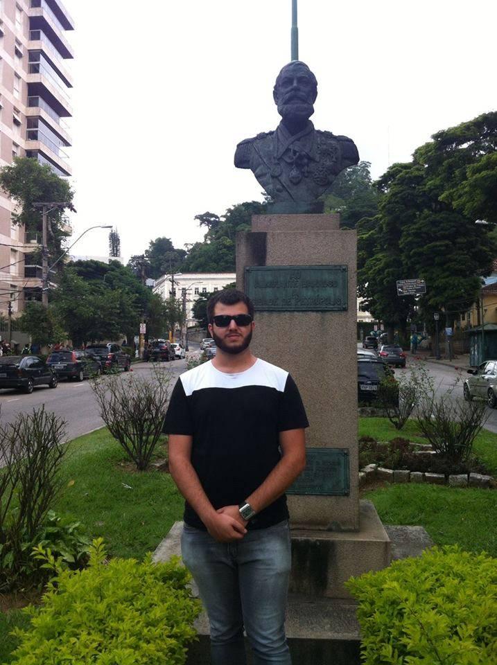 Lucas Mayon, criador de 'Historical footage Made In Brazil': paixão por história e muita risada
