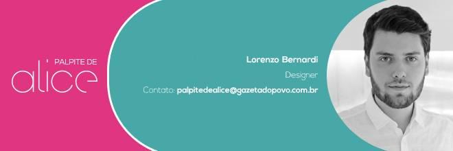 Lorenzo Bernardi para Palpite de Alice Gazeta do Povo