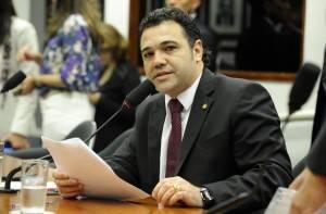 O deputado Marco Feliciano é autor de um projeto de lei que implantaria o ensino do criacionismo nas escolas. (Foto: Alexandra Martins/Câmara dos Deputados)
