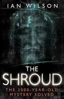 capa do livro The Shroud, de Ian Wilson