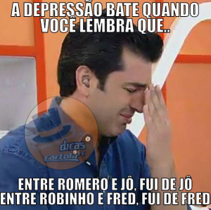 Memes da 3ª rodada do Cartola FC.