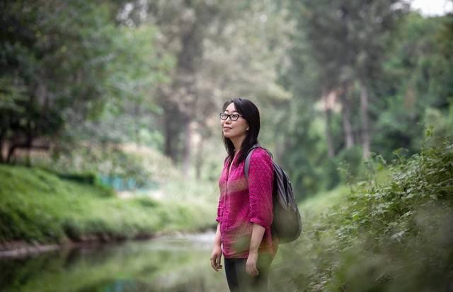 Uma das vencedoras do ano passado, o seu projeto visava combater a poluição na China. (crédito: divulgação).