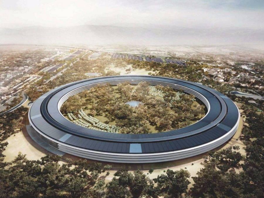 Nova sede da Apple é o 3º prédio mais caro ja construído no