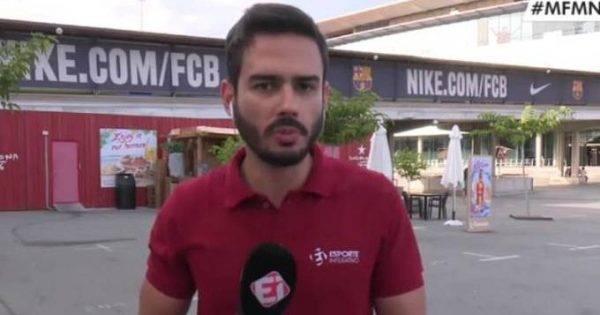 Repórter que antecipou a ida de Neymar para o PSG recebeu ameaças