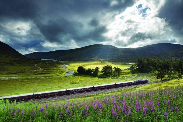 Conheça o primeiro trem de luxo com suítes da América do Sul