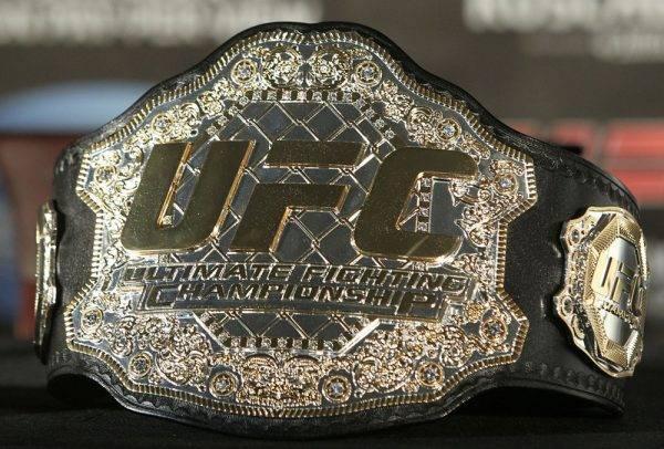 Vale o quanto pesa? Você não imagina o valor real de um cinturão do UFC