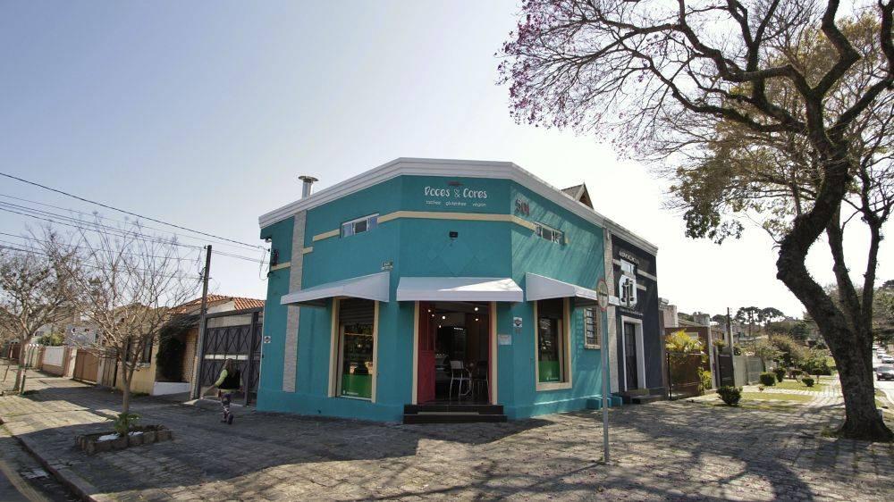 A confeitaria Doces & Cores fica no bairro Bom Retiro. Foto: Apneia Filmes/Divulgação