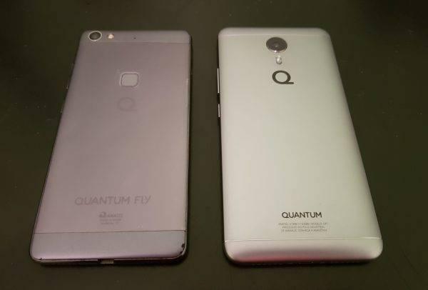 Quantum Sky, 45 dias depois, e Quantum Fly, 1 ano depois