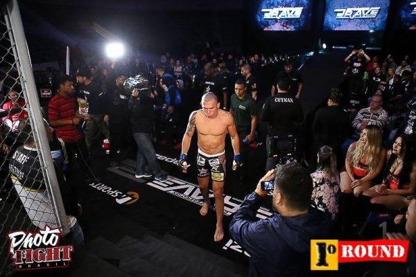 Killys Mota tem dez vitórias em dez lutas de MMA. Foto: Cassiano Correira/PhotoFight