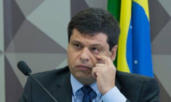 Brasília- DF 29-11-2017  Depoimento do ex-procurador Marcelo Miller na CPMI-JBS Foto Lula Marques/AGPT