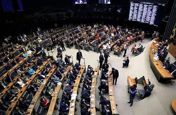Plenário da Câmara dos Deputados. Foto: Alex Ferreira/Arquivo Câmara dos Deputados