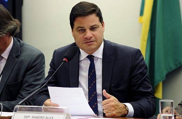 Deputado federal Sandro Alex (PSD-PR). Foto: Billy Boss/Arquivo Câmara dos Deputados