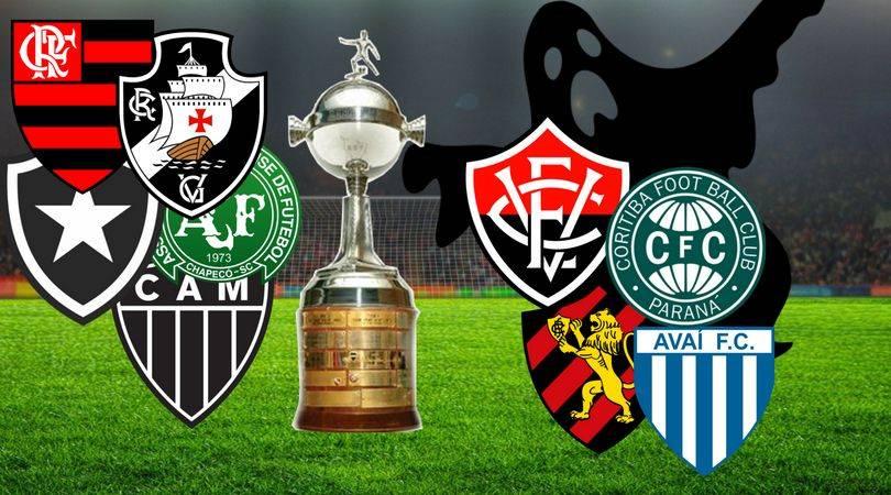 140faf1fe7 Times da Libertadores e rebaixados serão definidos na 38ª rodada do  Brasileirão 2017.