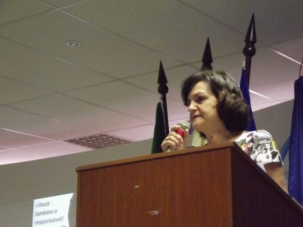 Palestra: Berenice Piana, autora da Lei do Autismo