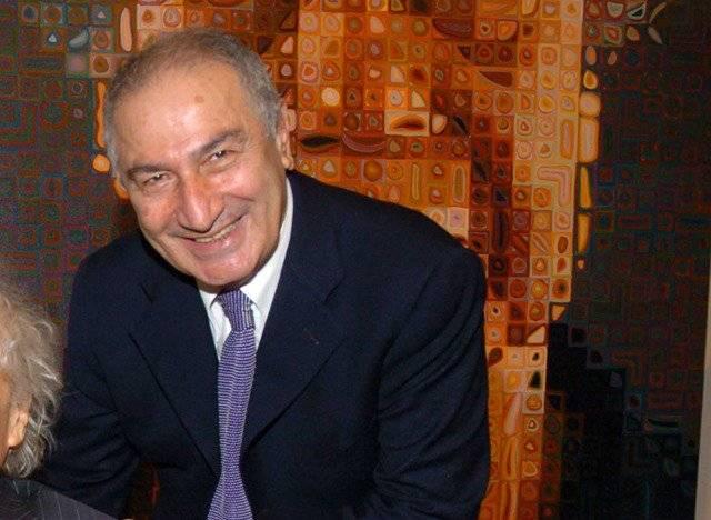 O israelense Jose Mugrabi é um dos maiores colecionadores de arte da atualidade. (crédito: divulgação).